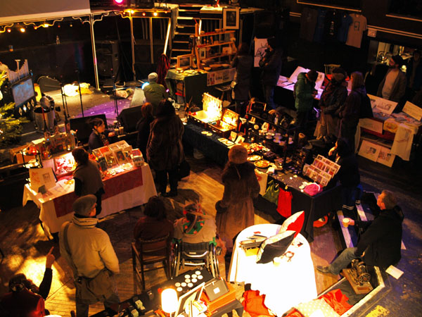 The Kazimier Craft Fair