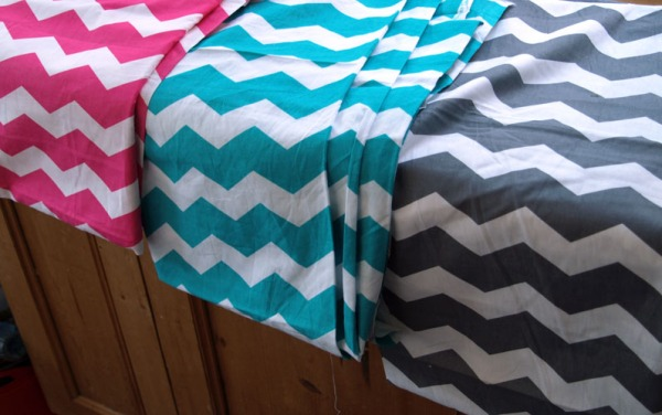 Chevron Fabrics